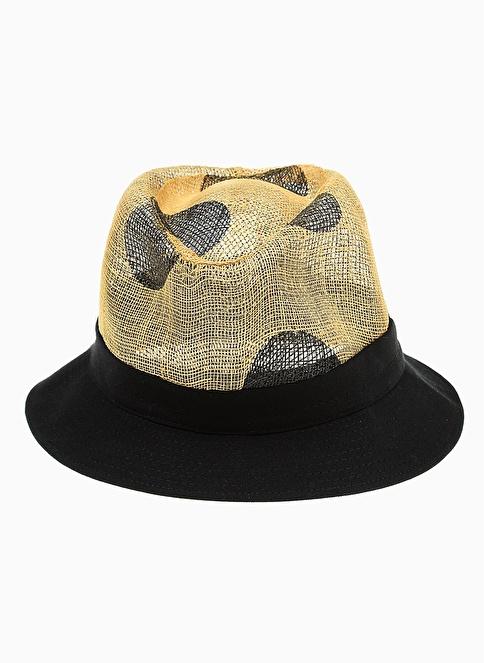 Divarese Şapka Siyah